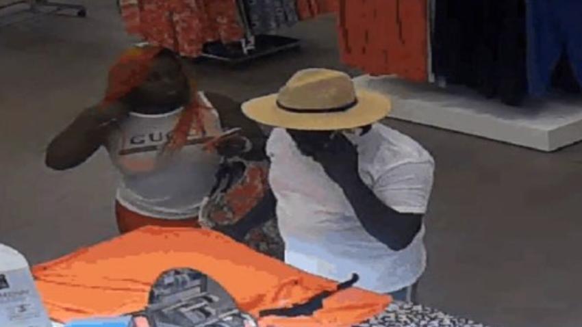 Pareja robó joyas por un valor de $ 46,000 dólares en centro comercial de Pembroke Pines