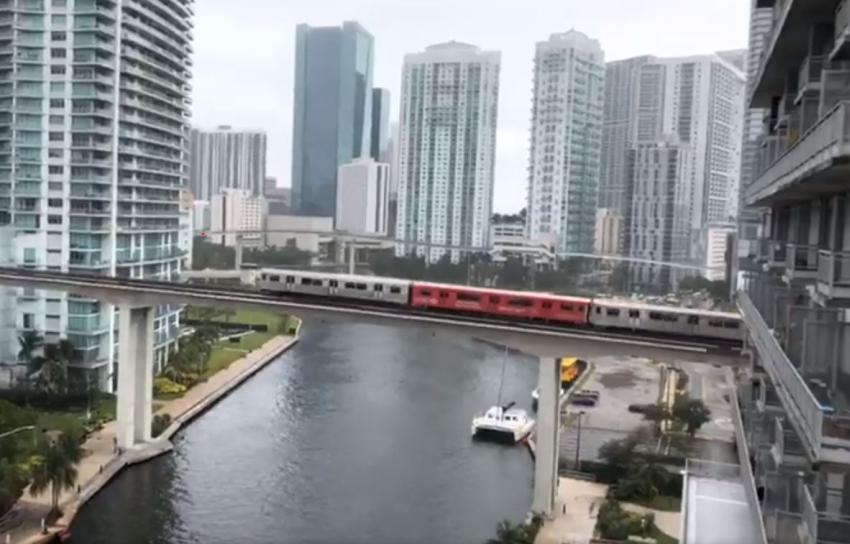 Pronostican día de fuertes lluvias en todo Miami producto de un disturbio tropical