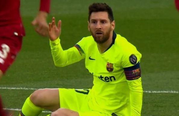 Barcelona FC hace el ridículo en la Champions y cae 4 a 0 frente al Liverpool
