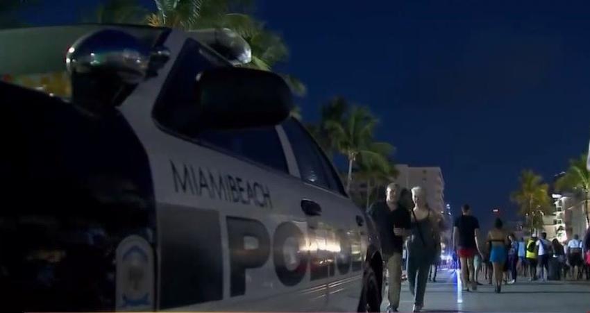 A pesar de varios arrestos el fin de semana de Memorial Day pasa sin mayores incidentes en Miami Beach