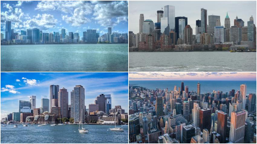 Miami entre las ciudades con las vistas del horizonte más espectaculares en Estados Unidos
