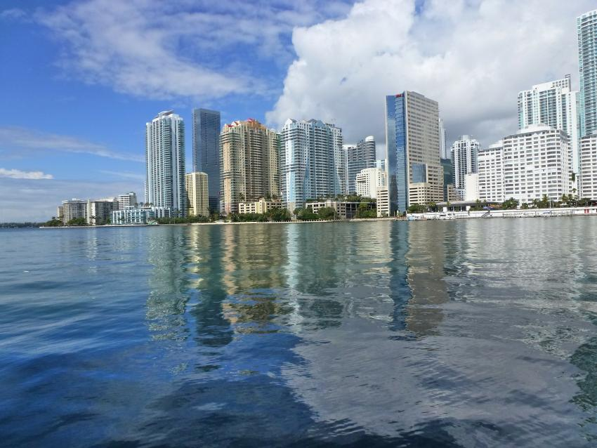 Nuevo estudio revela que para 2100 gran parte del sur de la Florida podría quedar bajo agua