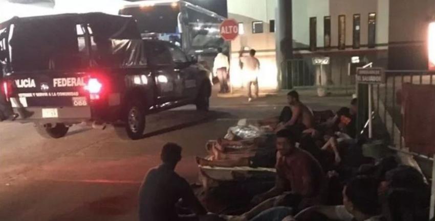 Los cubanos protagonizan nuevo motín en estación migratoria de Tapachula, se reportan daños