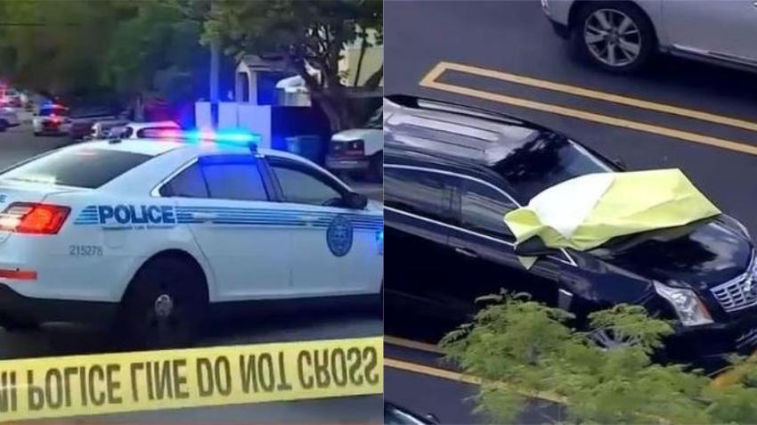 Una mujer muere acuchillada dentro de un automóvil en un complejo de apartamentos en Miami