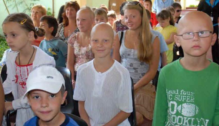 Cuba brindará nuevamente tratamiento médico a niños ucranianos afectados por el accidente nuclear de Chernóbil