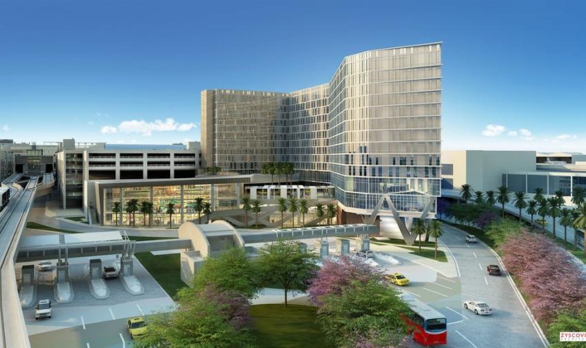 Aeropuerto Internacional de Miami se prepara para una costosa expansión que traerá terminales más amplias y dos nuevos hoteles