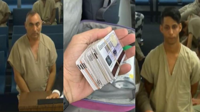 Dos hombres de Miami son arrestados en el sur de la Florida por robar gasolina con tarjetas de crédito falsas