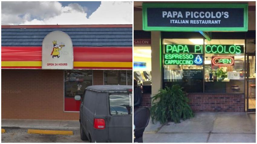 Dos pizzerías una en Hialeah y la otra en South Miami tuvieron problemas con las autoridades sanitarias de Florida por presencia de cucarachas