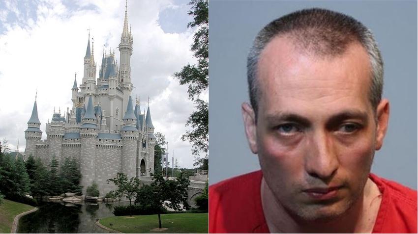 Empleado de Disney es arrestado por concertar cita para abusar de una niña de 8 años