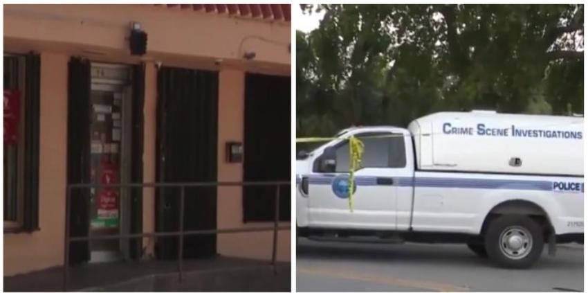 Muere un hombre tras un tiroteo fatal afuera de una barbería en Miami