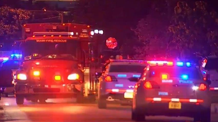 Abren fuego contra dos hombre dentro de un vehículo en vecindario del noroeste de Miami
