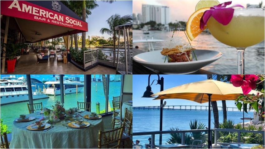 Lugares donde celebrar el día de las madres en Miami 2019
