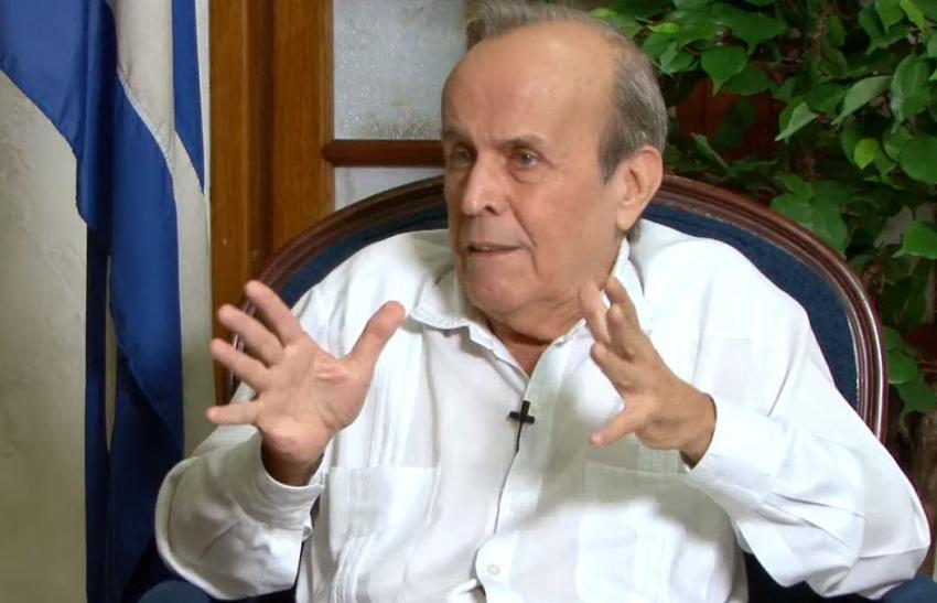 Ricardo Alarcón llama ladrones a los que reclaman propiedades confiscadas por la dictadura en Cuba