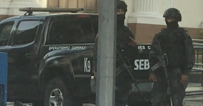 Encuentran muerto en una habitación de hotel a general venezolano vinculado a Guaidó