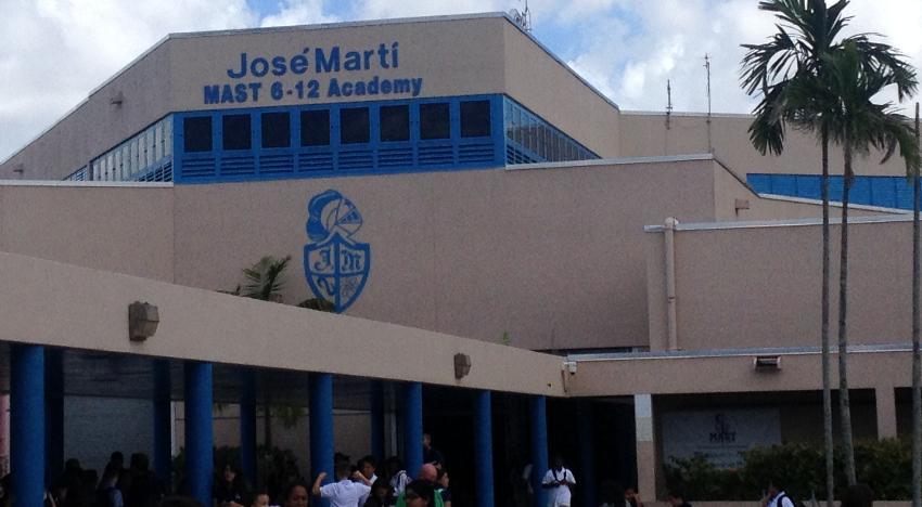 Cinco secundarias de Miami-Dade entre las 100 mejores escuelas de Estados Unidos