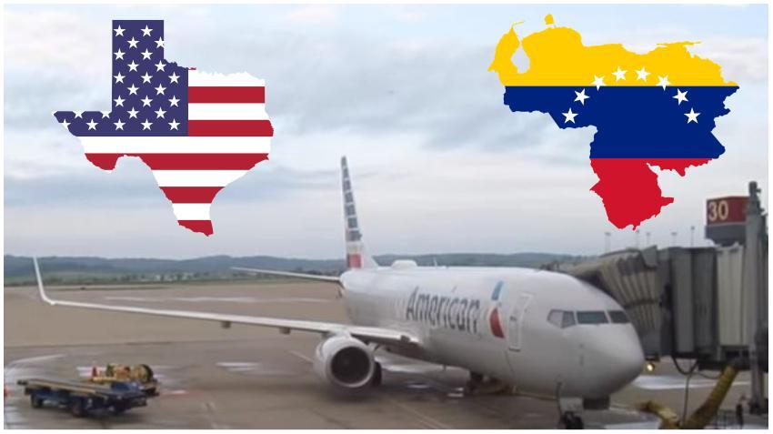 Estados Unidos ordena la suspensión de todos los vuelos desde y hacia Venezuela