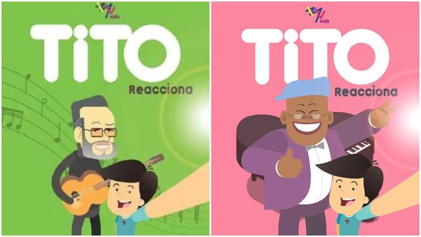 Conoce quiénes son las estrellas cubanas llevadas al animado Tito Reacciona