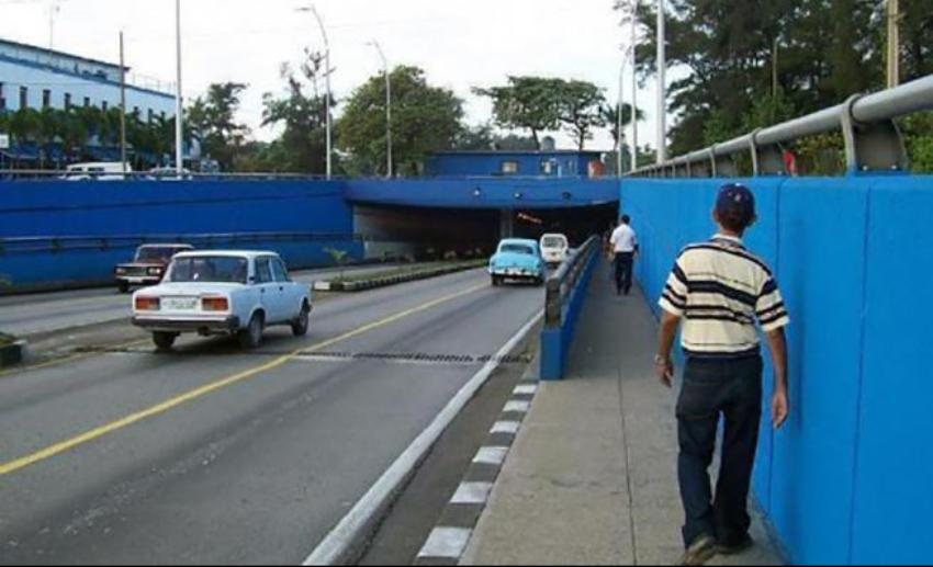 Cierran el túnel de 5ta Avenida por más de diez días