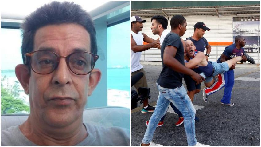 """Ulises Toirac ante la represión contra marcha gay en Cuba: """"Tengo una vergüenza enorme"""""""