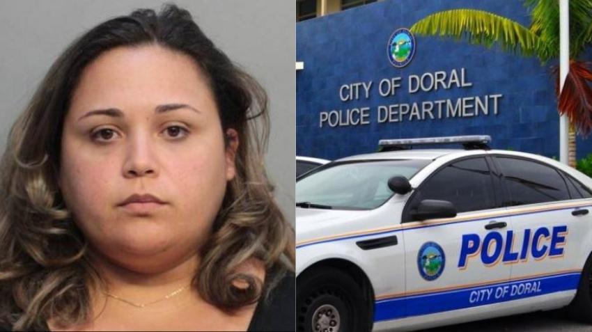 Pareja hispana de Miami es arrestada tras intentar estafar a una anciana $7500 dólares