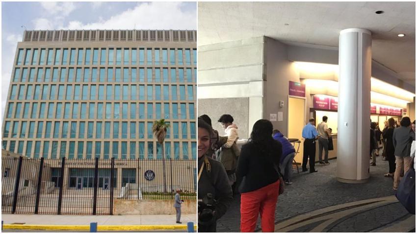 Estados Unidos niega la visa a más de 200 académicos cubanos que iban a participar en un congreso en Boston