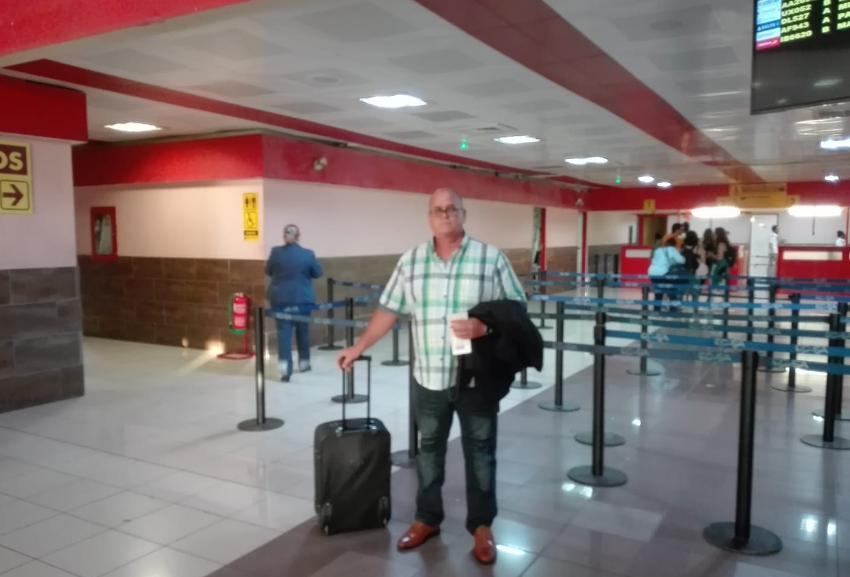 Gobierno de Cuba impide a sindicalista independiente salir del país para asistir a Conferencia de la OIT en Ginebra