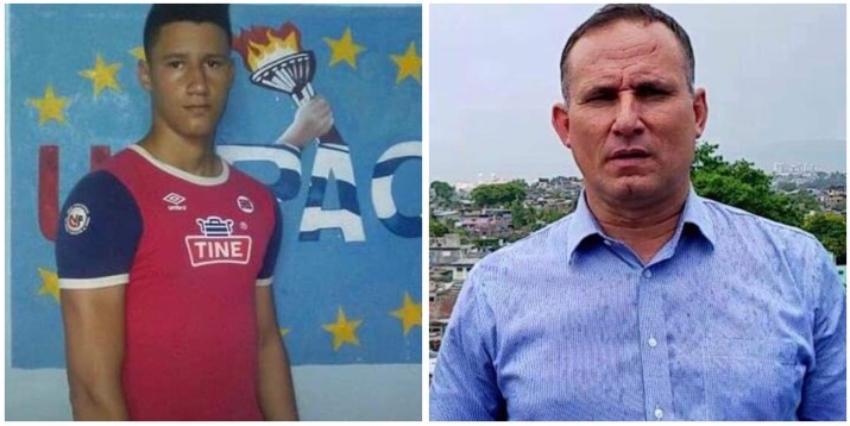 Detienen violentamente hasta golpearlo al hijo del líder opositor cubano José Daniel Ferrer
