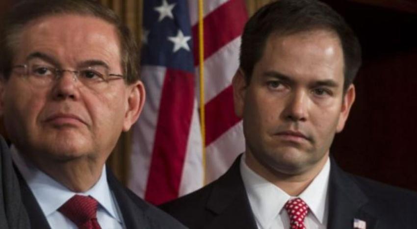 Bob Menéndez y Marco Rubio exigen al régimen cubano que extradite a prófugos de la justicia de EEUU