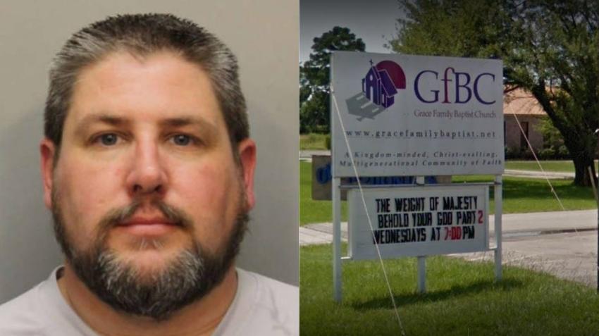 Pastor defensor de leyes contra el aborto es arrestado bajo cargos de abuso sexual infantil