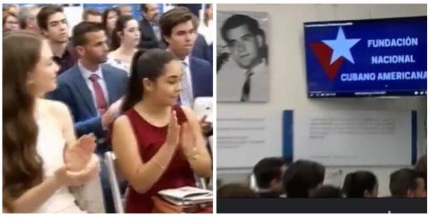 Fundación Jorge Mas Canosa otorga becas a jóvenes cubanos y cubanoamericanos, muchos de ellos estudiarán en la Universidad de Harvard y en el MIT