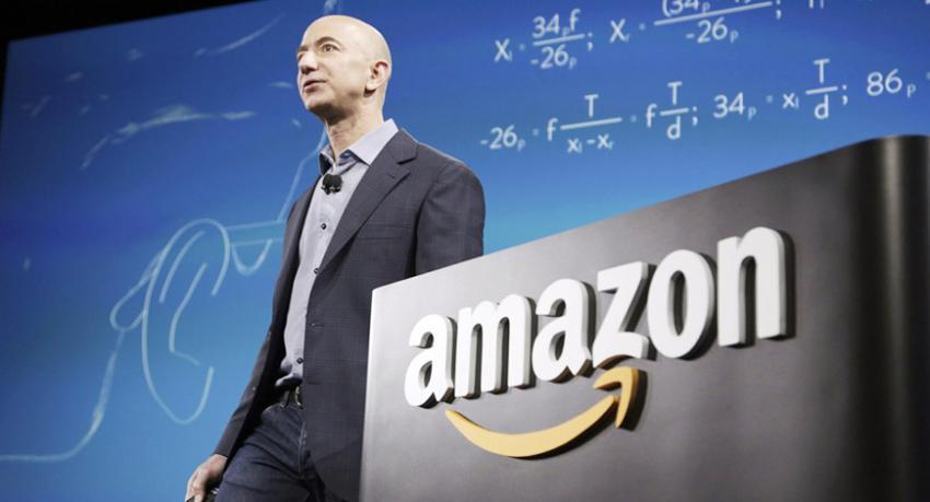 Jeff Bezos camino a convertirse en el primer trillonario de la historia, por las crecientes ventas de Amazon en medio de la pandemia