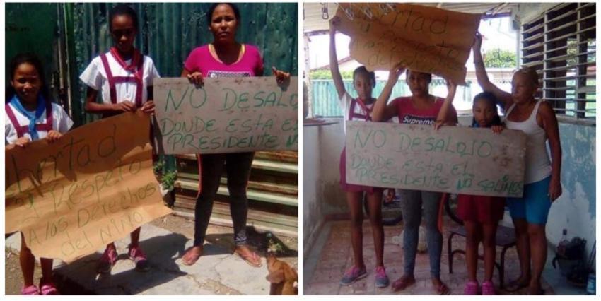 Madre cubana denuncia quieren desalojarla de su vivienda junto a sus dos hijas menores