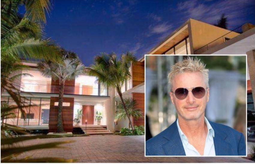 Ex piloto de Fórmula Uno vende espectacular mansión en Hibiscus Island de Miami Beach