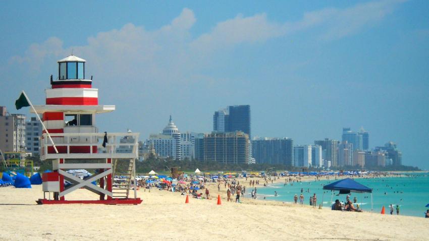 El lugar más estresante en Miami es South Beach, según encuesta