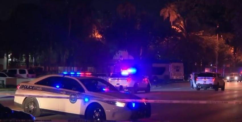 Un autobús atropella a un peatón en el noroeste de Miami