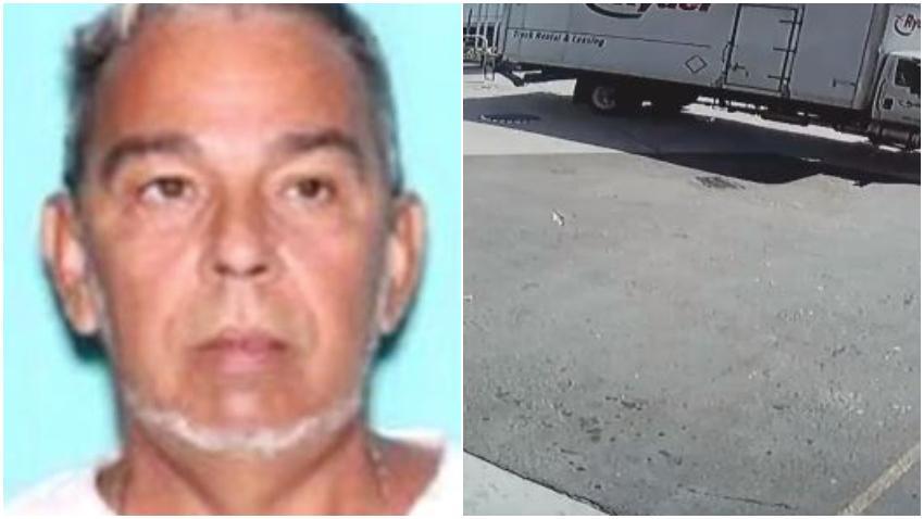 Chofer de un camión atropella mortalmente a un cubano en Miami y luego se da a la fuga