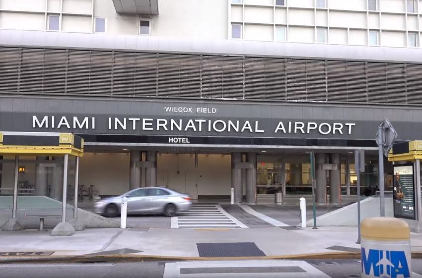 La inteligencia cubana espía el aeropuerto de Miami según documentos filtrados