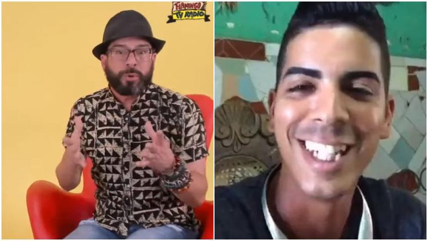 Alain el Paparazzi cubano y Alexander Otaola se enfrentan nuevamente en las redes sociales