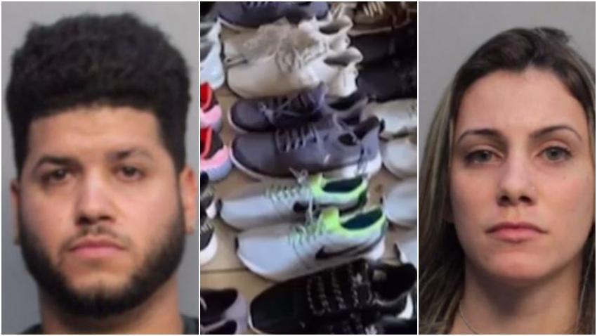 Arrestan a una pareja en Miami por comprar productos con tarjetas de crédito robadas
