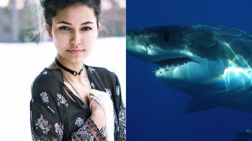 Adolescente de 17 años pierde una pierna tras ser atacada por un tiburón