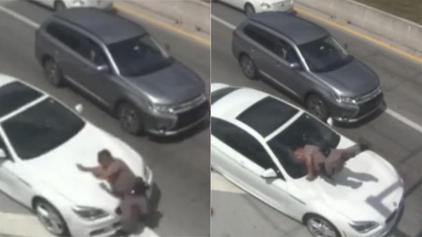 Hombre que atropelló a un policía en Florida para darse a la fuga es arrestado en Nueva York