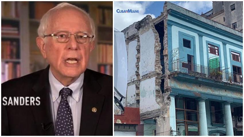 Prensa estadounidense pública momentos en que el senador Bernie Sanders elogió la vida y el sistema en Cuba en los años 80