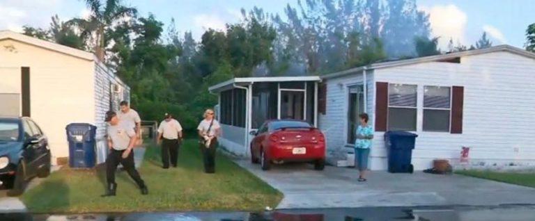 Bajo amenaza de desalojo unas 50 mil personas que residen en casas móviles en el Sur de la Florida
