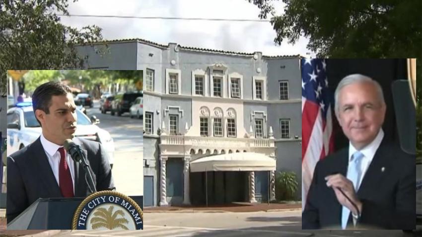 El condado de Miami-Dade demanda a la Ciudad de Miami por vetar la demolición del auditorio del Coconut Grove Playhouse