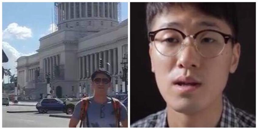 """Coreano se queja de su viaje a Cuba y dice que hay muchos """"estafadores"""""""