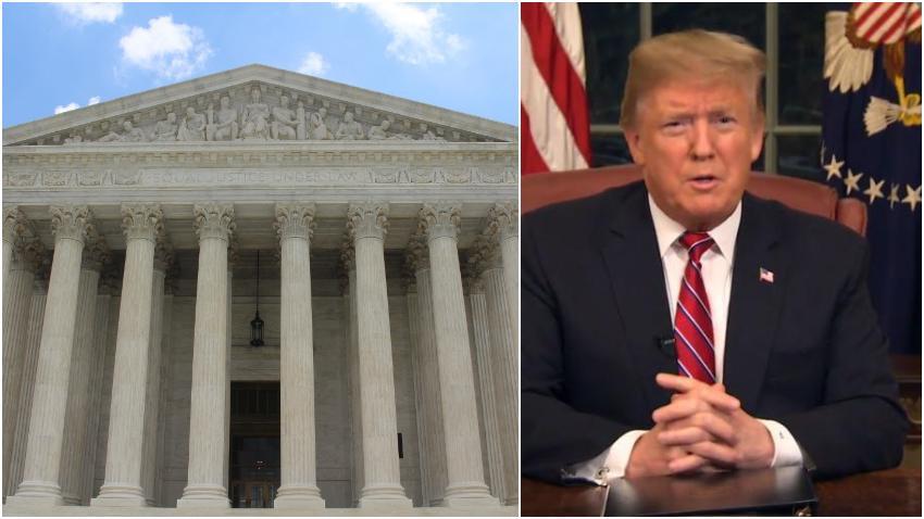 Corte Suprema de Estados Unidos bloquea de manera temporal decisión de la administración Trump de incluir una pregunta sobre ciudadanía en el Censo 2020
