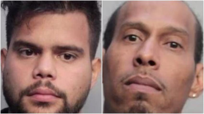 Arrestan a un cubano y un colombiano tras venderle 66 mil dólares en cocaína a policías encubiertos de Hialeah