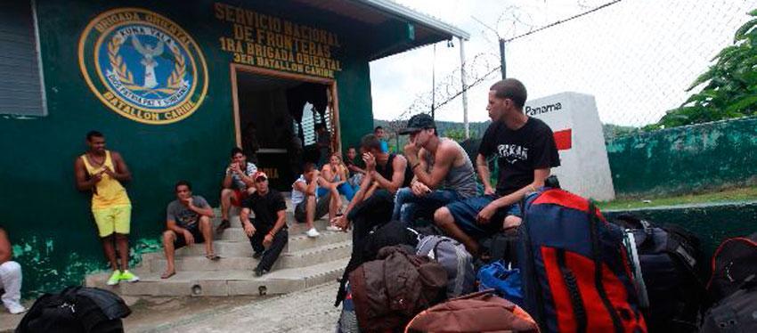En lo que va de 2019 las autoridades panameñas han detenido al menos a 178 cubanos por permanecer irregular en el país