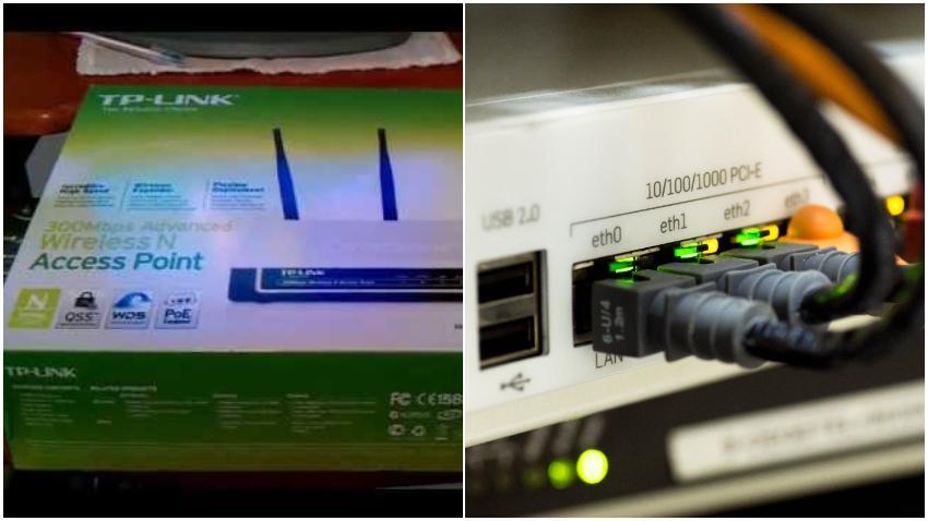 Lista de equipos de redes inalámbricas autorizados para importar en Cuba