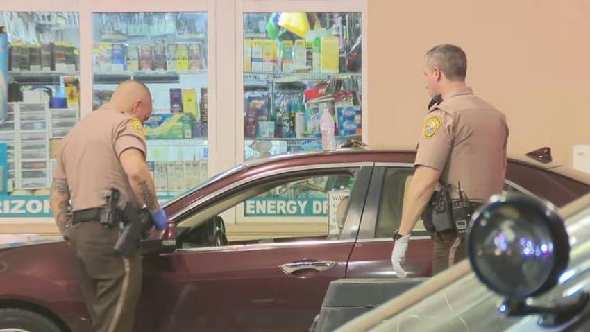 Un hombre es herido de bala en el cuello en una gasolinera en el noroeste de Miami